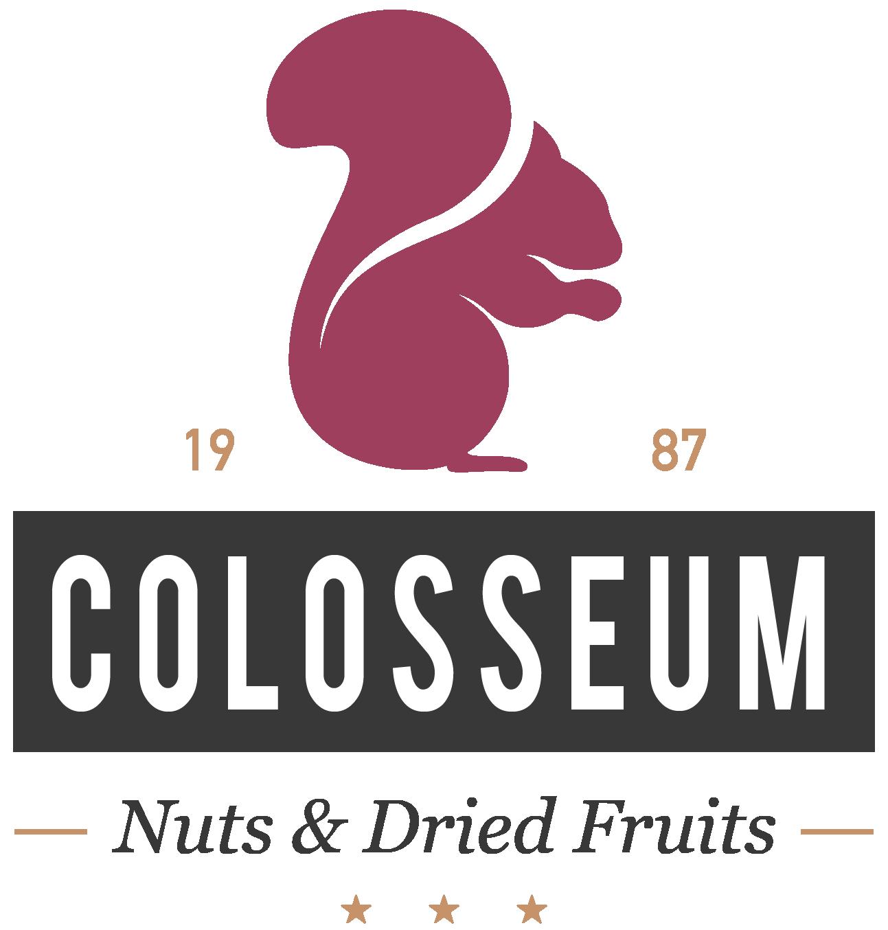 Colosseum - noten en gedroogde vruchten - Tienen België